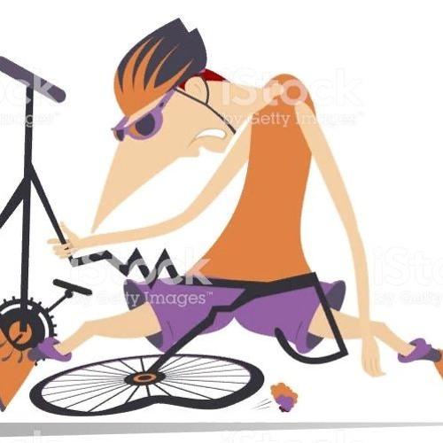 Sad Cyclist