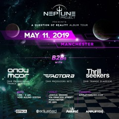 Factor B B2B Neptune Project 4hr World Exclusive Producers Set Manchester 2019