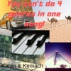 You can't do four genres in one song! (With Kemach)