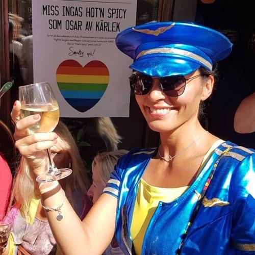 Pride Space Parade/Stockholm.Diana Rada 05.08.2017