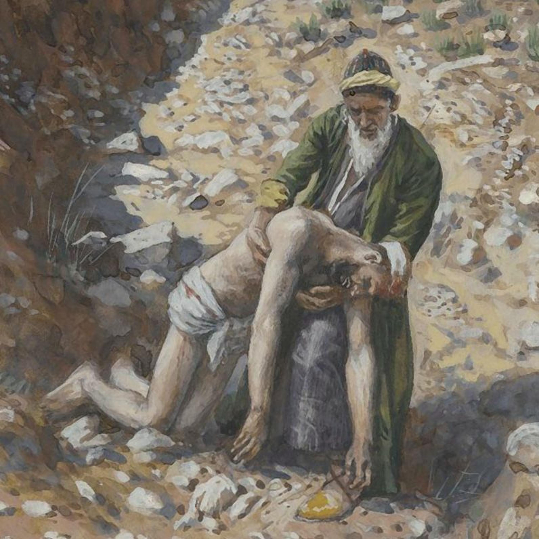 How the parable of the Good Samaritan...