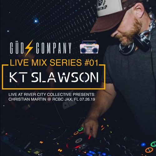 KT Slawson Live 7-26-19 at  River City Collective Presents: Christian Martin