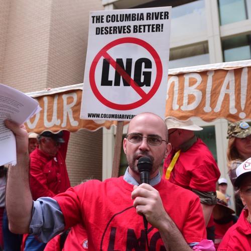 Conoce Tu Columbia Dan Serres interview Fossil Fuel through the Columbia River