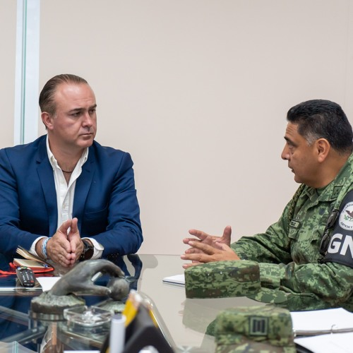 (#AUDIO) Inicia la Guardia Nacional operaciones coordinadas en San Miguel de Allende