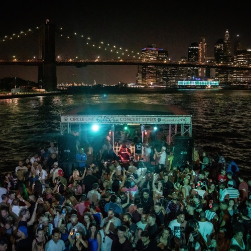 OSCAR G Live @ NYC Boat Party - July 2019 (Raw & Uninterrupted)