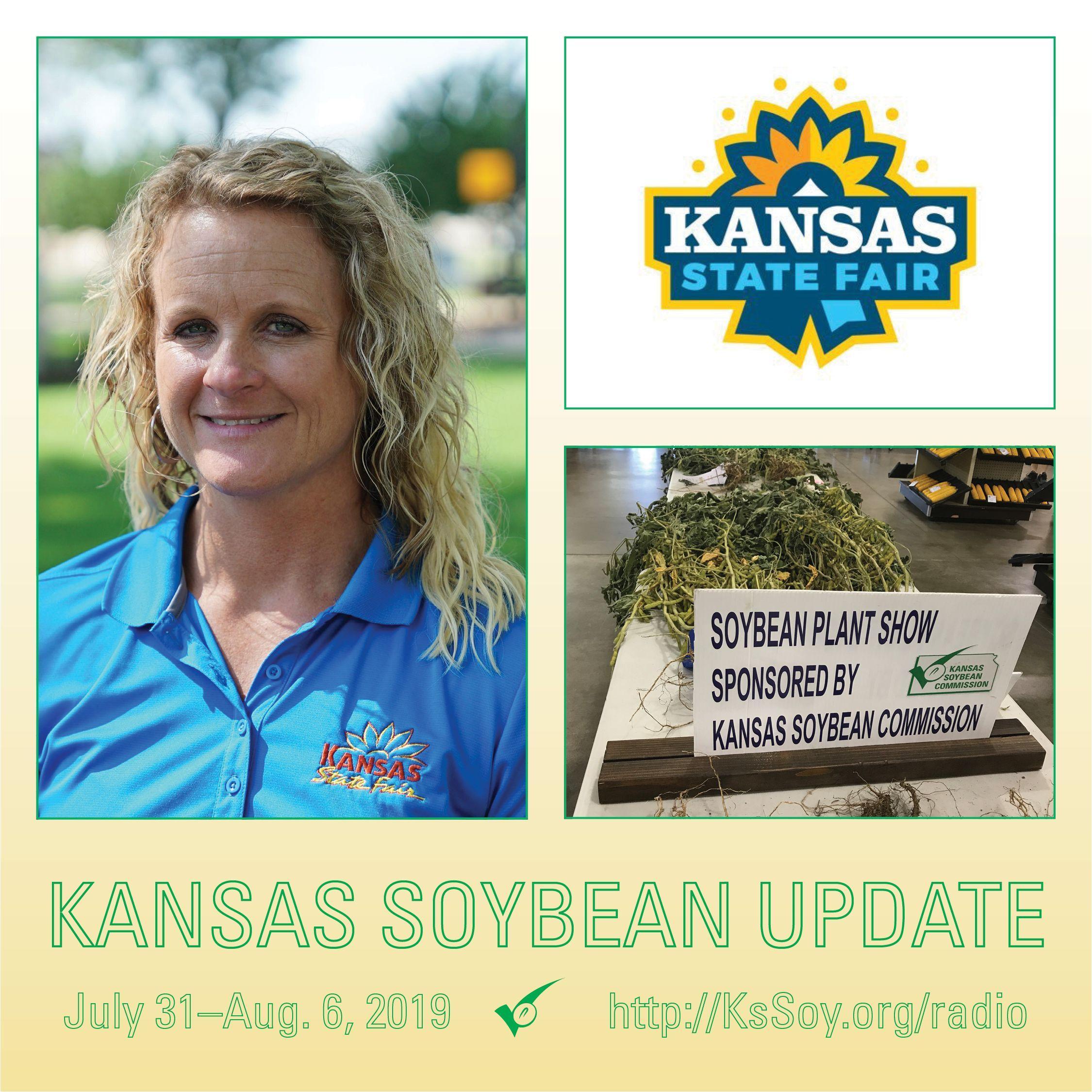 State-Fair Soybean-Plant Show