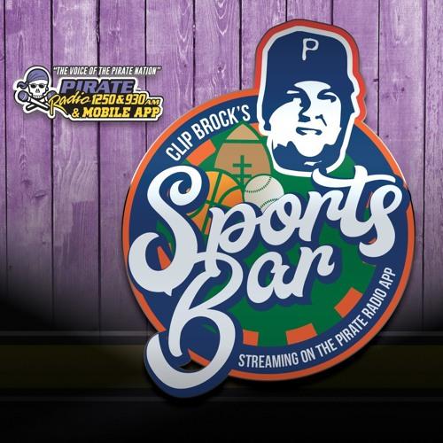 The Sports Bar with Clip Brock 07-10-19 - Pirate Radio Survivor with Glenn Griffin & Intern Atticus