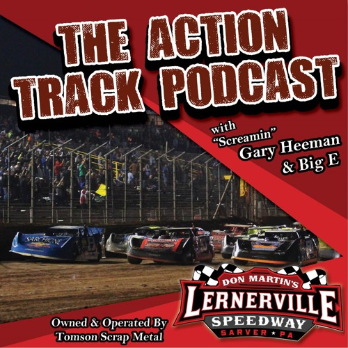 Action Track Podcast 2.13