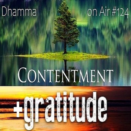 DoA #124: Contentment & Gratitude