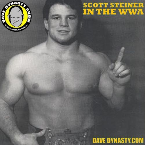 EP141 Scott Steiner in the WWA
