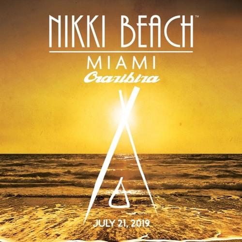 Crazibiza Live @ Nikki Beach, Miami (2019-07-21)