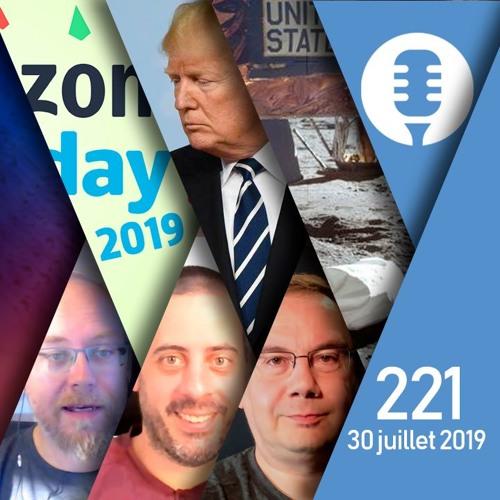 Bonnes affaires chez Amazon, Facebook à l'amende,...[Les Technos | Podcast #221]