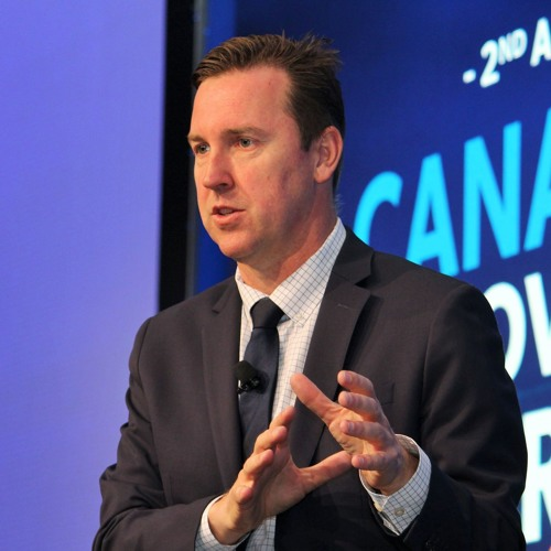Travis Hester, President Of GM Canada, Speaks At 2019 Canada's Innovation Corridor Summit