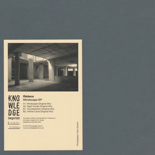 Rèdacs - Mindscape EP [K-I007] (Previews)