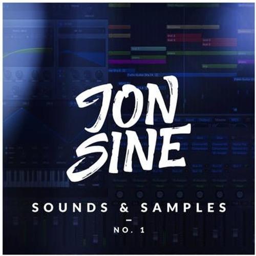 #1 Jon Sine -  Sounds & Samples (Free House & EDM Sample Pack)