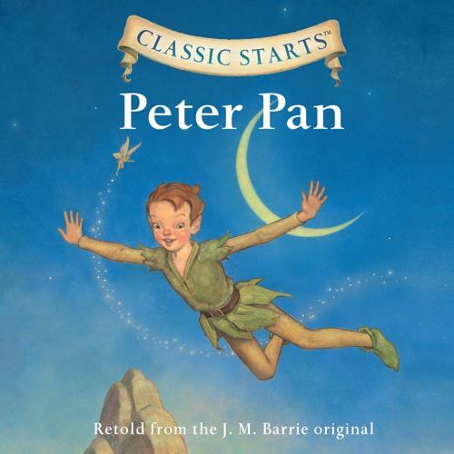 """Peter Pan"" by J. M. Barrie read by Rebecca K. Reynolds"