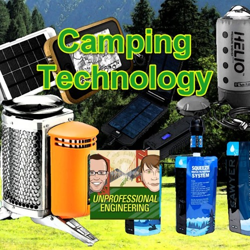 Camping Technology - Episode 153