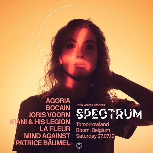 Kiani & His Legion - Spectrum Stage - Tomorrowland 2019