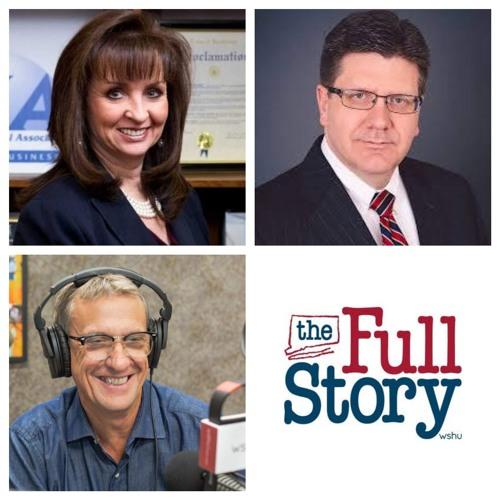 The Full Story   WSHU-FM   HIA-LI   July 31, 2019