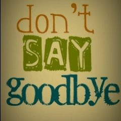 Don't Say Goodbye (Instrumental version)