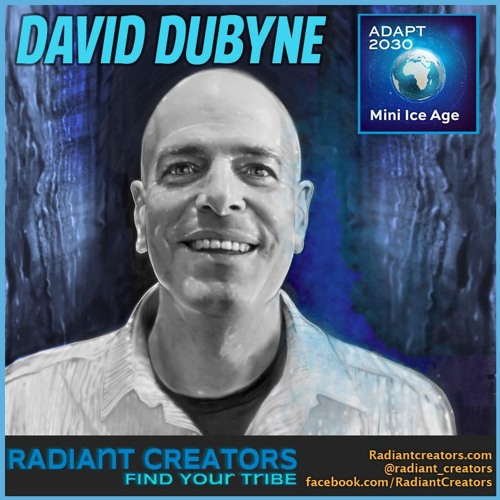 Chatting With David DuByne - Climate Revolution Book And Evolutionary Leaps
