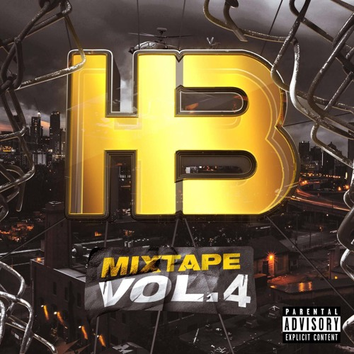 Hardest Bars Mixtape Vol  4   Presented by Joey Clipstar by