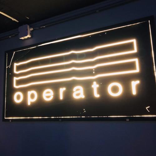 Bas Dobbelaer @ Operator Radio (1-3-2019)