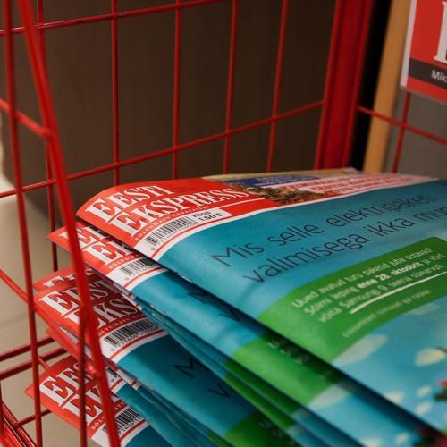 01.08.19 Hommikuprogramm: paberajalehest saab luksuskaup