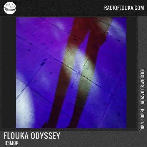 D3M0R x Flouka Odyssey - 30/07/2019 - New Khruangbin, Dotorado Pro, Dj Haram, ZULI, AELI
