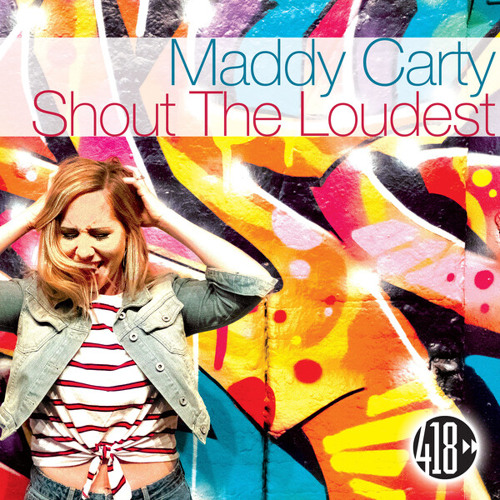 Maddy Carty - Shout The Loudest (Tommy Mc Remix) [Extended Available] OUT NOW, HIT BUY!!