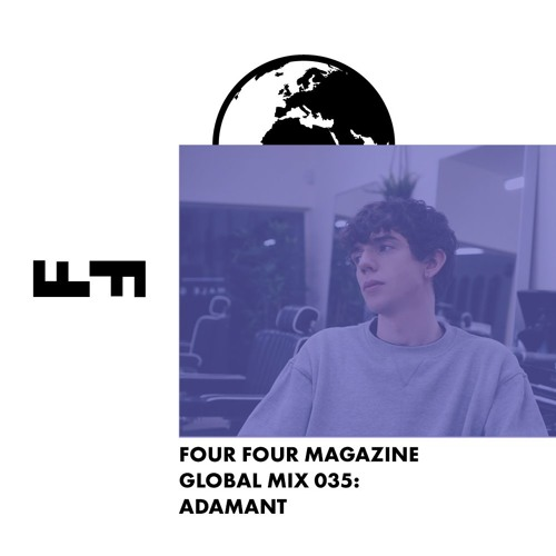 Four Four Global Mix 035 - Adamant