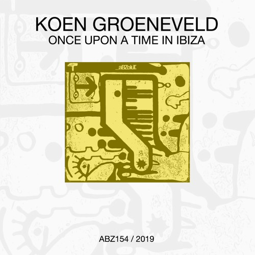 Koen Groeneveld - Once Upon A Time In Ibiza