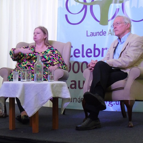 Part 2: Hilary Mantel and Diarmaid MacCulloch at Launde Abbey: Remembering Thomas Cromwell