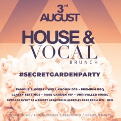The House & Vocal Brunch Podcast 001