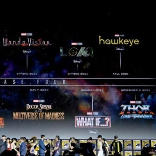 """Bladtcast #337 - """"Who Watches Will Watching?"""" : 2019 San Diego Comic-Con Wrap Up (Part Two)"""