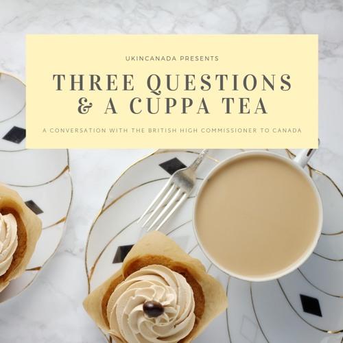 E03- Three Questions and a Cuppa Tea - Tony Comer