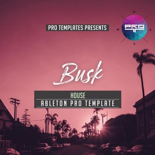 Busk Ableton Pro Template