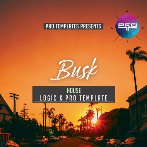 Busk Logic X Pro Template