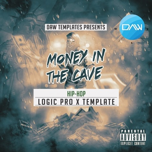 Money In The Cave Logic Pro X Template