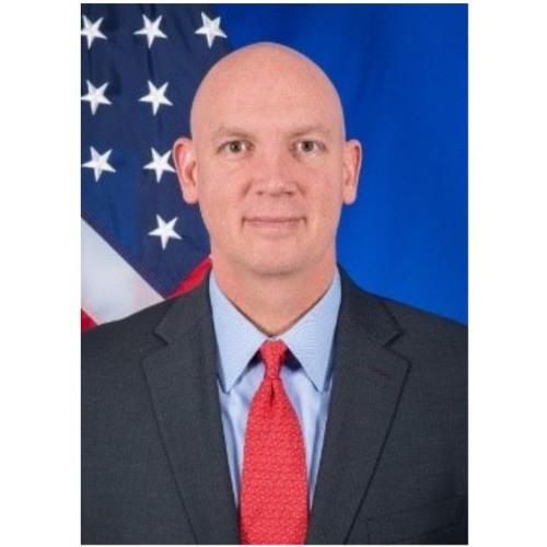 Teleconference w/ DAS Jorgan Andrews, Bureau of International Narcotics & Law Enforcement Affairs