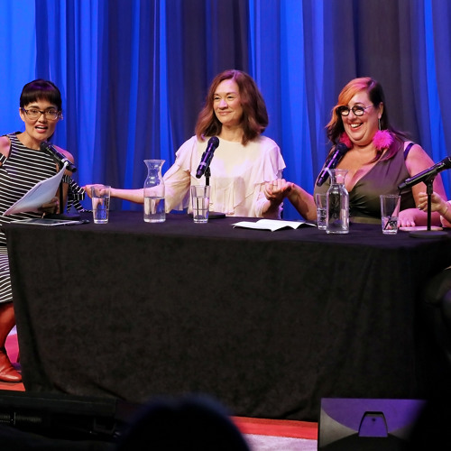 Ladies We Need to Talk Live at All About Women 2018
