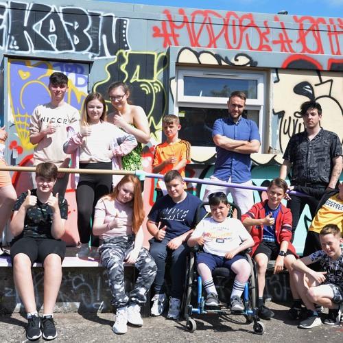 The Kabin Studio Rap & Beats Camp 2019 (In partnership with Music Generation Cork City)