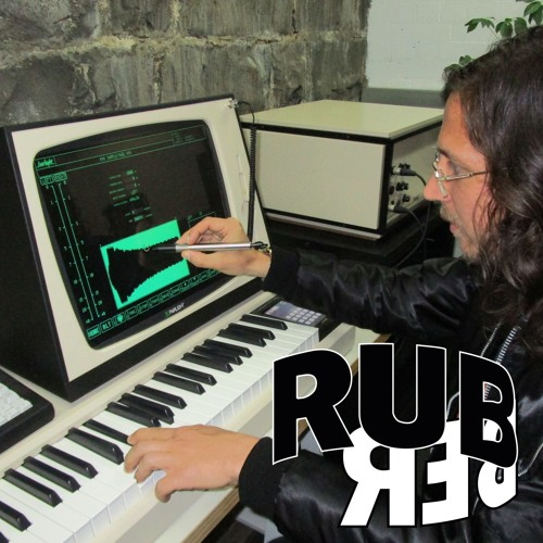 RUBBER TIJD with Legowelt