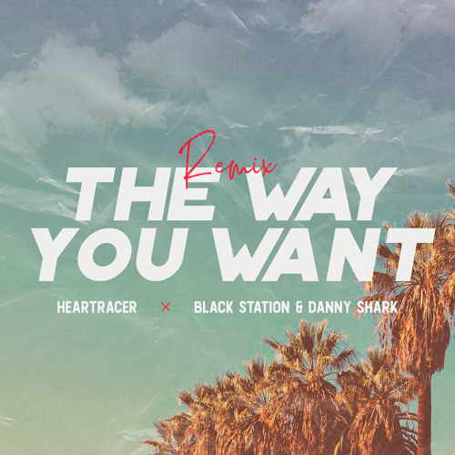 Heartracer - The Way You Want (Black Station & Danny Shark Remix) [BUY = FREE DL]