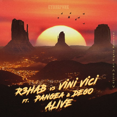Rehab & Vini Vici Alive