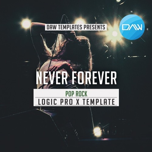 Never Forever Logic Pro X Template