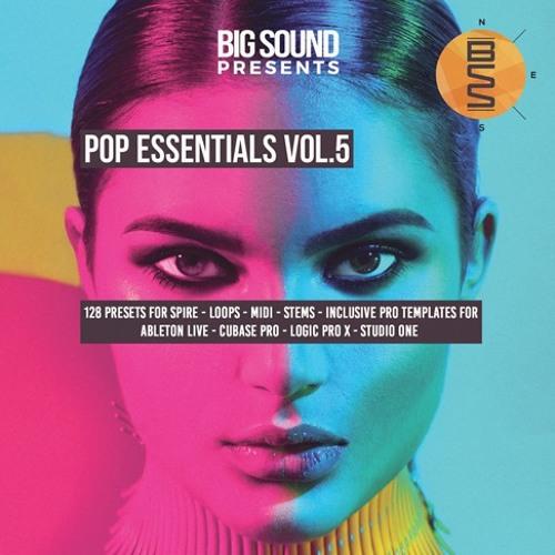 Demo Pop Essentials Vol.5 For Spire