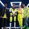 China - Anuel AA ft. Daddy Yankee, Karol G, Ozuna, J Balvin Portada del disco