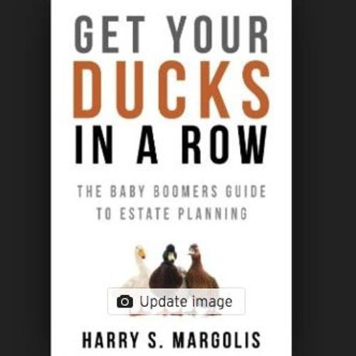 Ep 110 - More with 'Ducks' Author Harry Margolis