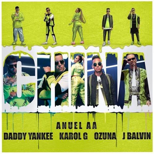 95-105. Anuel ft. Karol G, Ozuna, Daddy Yankee, J Balvin - China ¨Open Show¨ (Alex Garcia') FREE